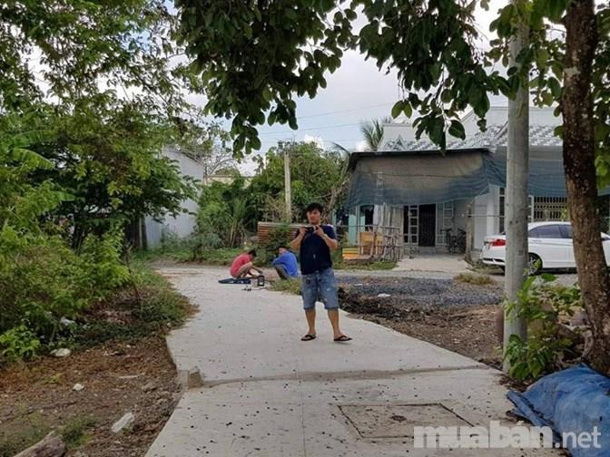 Bán đất thổ cư, hẻm đồ chiểu thị xã Gò Công, Tiền Giang