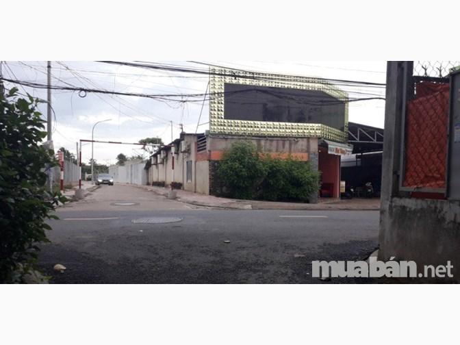 Bán đát mặt tiền đường Nguyễn Sáng, P5, TP Mỹ Tho. Có thổ cư.