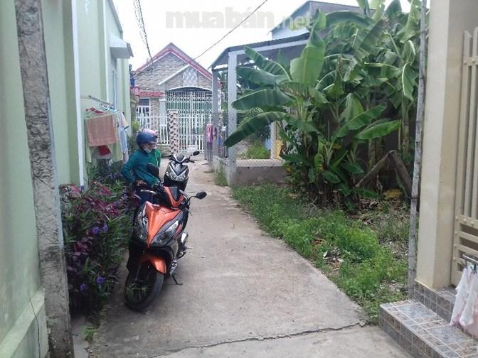 Cần bán 1 lô đất nền - hẻm Nguyễn Thị Thập - phường 5, Mỹ Tho - 270tr