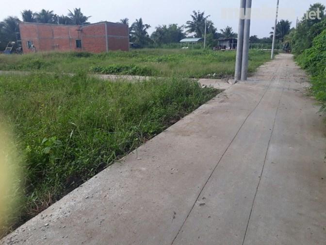 Đất vườn lô góc 5 x 20m- mỹ lợi- mỹ phong- mỹ tho- tiền giang