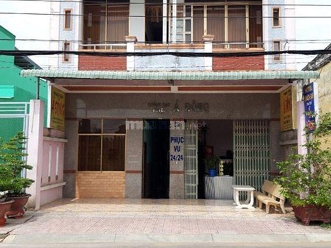 Cho thuê khách sạn Á Đông 257F, Đoàn Thị Nghiệp , P5, TP MỸ THO, TG