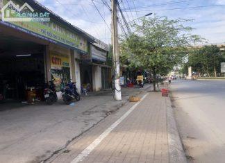 Cho thuê dài hạn dãy 9 ki ốt 1000m2 mặt tiền đường Lê Thi Hồng Gấm,phường 6 Mỹ Tho - 0