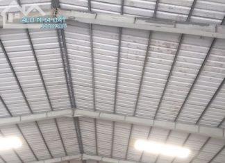 Cho thuê nhà kho 1.800m2 mặt tiền đường nhựa 8m cách QL50 2km,Chợ Gạo - 0