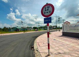 Đất 115m² đường nhánh N2-Nguyễn Trãi, TX Gò Công