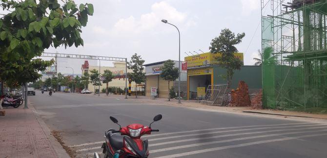 Cho Thuê 2 Nền Nguyễn Công Bình Gần Bùng Binh Vị Trí Đẹp Giá Tốt - 2