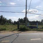 Bán 3.500 m2 đất thổ cư mặt tiền đường tỉnh lộ 870B,cách QL1A 300m,Trung An Mỹ Tho - 0