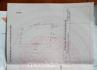 Bán đất mặt tiền đường đá bi 6m. Tiền Giang,220tr