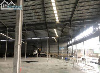 Cho thuê 1.200 m2 nhà kho xưởng mặt tiền đường Quốc Lộ 50,xã Đạo Thạnh Mỹ Tho - 0