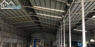 Cho thuê 3.400 m2 nhà kho xưởng mặt tiền đường Quốc Lộ 50,Đạo Thạnh Mỹ Tho - 0