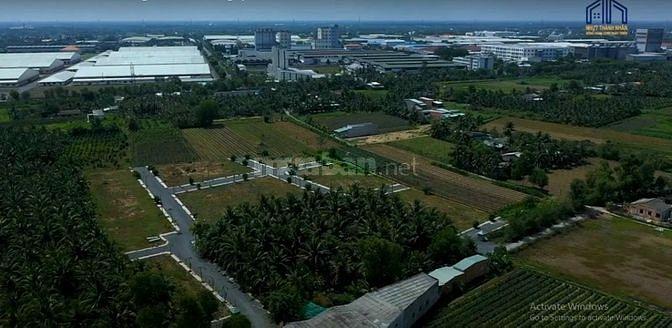 Đất nền Tiền giang gần kcn Tân Hương