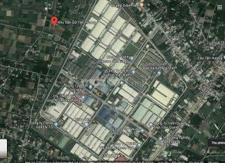 Đất thổ cư ngay sau khu công nghiệp Tân Hương