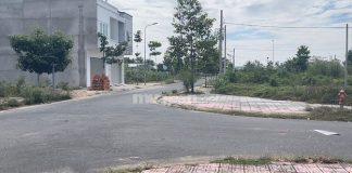 Lô góc D10-D8 khu Tái định cư Long Hoà B , Đạo Thạnh , Mỹ Tho