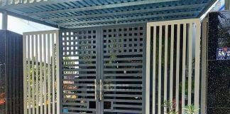 Nhà 2 tầng tuyệt đẹp DT 80m2, Trung An, Mỹ Tho, TG. Giá 1ty450