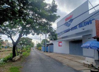 9 chủ cần bán đất Thị Trấn Vĩnh Bình khu phố 4. 130m2 đã lên thổ
