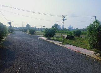 Bán nền thổ cư 100m2 ngay khu công nghiệp Tân Hương