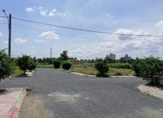 Đất thuộc xã Tân Lý Đông, Châu Thành, Tiền Giang