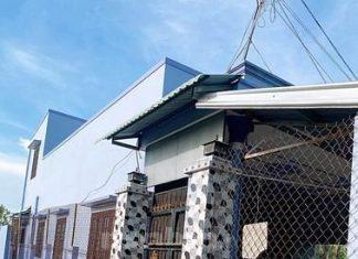 Bán Nhà Hẻm Lớn Oto ra Vào , Thị Xã Ngay Công An Của Thị Xã Gò Công