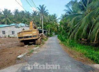 Bán đất ngay đường Nhơn Hoà- Hoà Định- Chợ Gạo- Tiền Giang