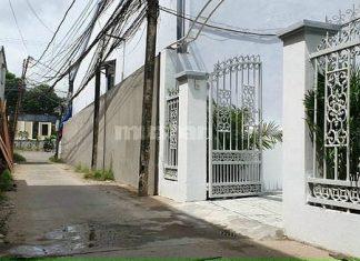 Nhà 1 Trệt 1 Lầu 100m2 - Tp. Mỹ Tho - Tiền Giang